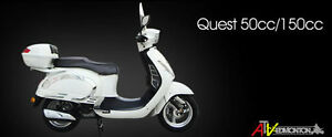 New SAGA Quest 49cc Gas Scooter/Moped on January SUPER SALE Now! Edmonton Edmonton Area image 4