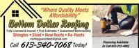 Roofing Specials Limited Spaces