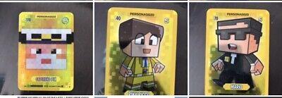 Lyon Card 3 Carte Rare