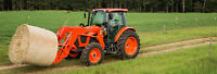 Tractors for lease / rent