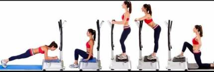 AS NEW HYPER-VIBE WHOLE BODY PROFESSIONAL VIBRATION MACHINE