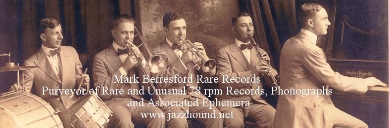 Mark Berresford Rare Records