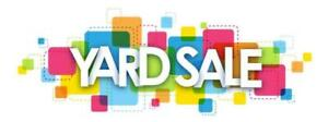 *First Time* Family Yard Sale This Saturday 8-12 35 Walsh Court