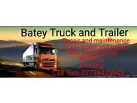 Hgv technician - horseboxes repairs and Trailers