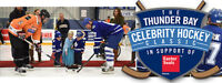 Play hockey with Wendel Clark and other NHL alumni