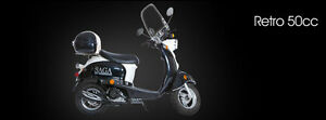 New SAGA Quest 49cc Gas Scooter/Moped on January SUPER SALE Now! Edmonton Edmonton Area image 10