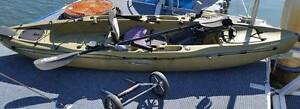 Hobie Kayak Mirage Outback Bongaree Caboolture Area Preview