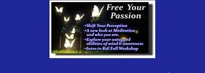 Free Your Passion Workshop Tues Jun 20 @The Crystal Salt Spa!