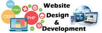 website design and app development needed