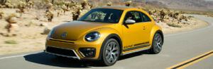 2017 Volkswagen Beetle Dune - (Lease Takeover) - only $396