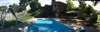 EAST END 62X165 OASIS w POOL & 2 STOREY ADDITION - OPEN HOUSE