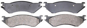 NOVA POWER PRO ND727-7594 SEMI-METALLIC DISC BRAKE PADS (Box 4)