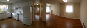 Prime East Mountain location -3 bedroom main floor unit for rent