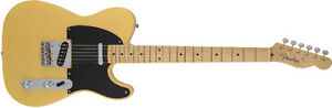WANTED Fender Telecaster