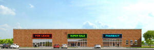 Retail/Warehouse/Office Space Adjacent To Avalon Mall For Lease