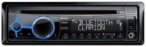 CLARION - CZ302 USB/CD Player / In Dash Receiver $80