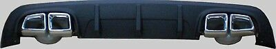 Mercedes SLK R172 Diffusor Dynamik AMG63 Look für AMG Stylingpaket inkl.Endrohr