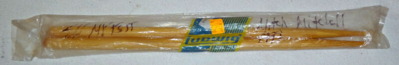 JIMI HENDRIX EXPERIENCE HAND SIGNED AUTOGRAPHED MITCH MITCHELL DRUMSTICKS! RARE!