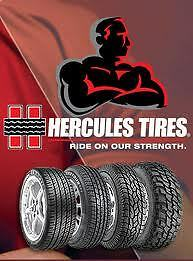 NEW HERCULES H-702 DRIVE TIRES