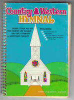 Wanted:  Used Church Hymnals for Donation