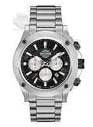 Harley-Davidson Men's Bulova Stainless Steel Bracelet Chronograph Watch 78B126