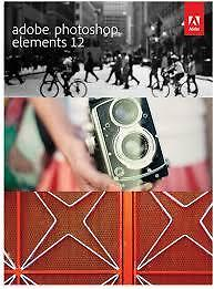 Adobe Photoshop Elements 12 - Mac and PC + 618 Page Book
