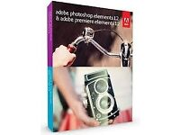 Photoshop elements 12 & premiere elements 12