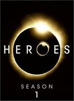 Heroes, Season 1 (7 Disks Total) Complete Set with Fold-out Jewe