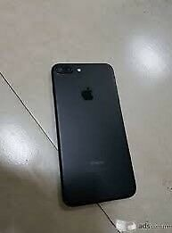 iPhone 7 Jet Black 32Gb unlocked clean