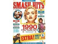 1989 - 1992 Every Issue of Smash Hits from £2 per issue