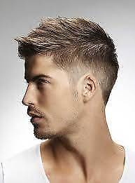 Male models needed for hair cuts