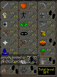 Selling osrs main account