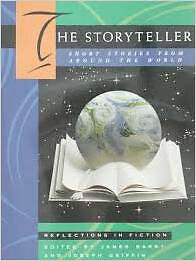 The Story Teller: Short Stories from Around the World J Griffin Kitchener / Waterloo Kitchener Area image 1