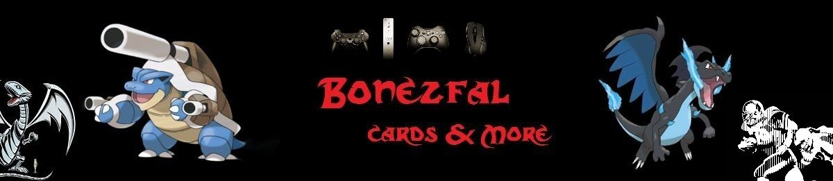 Bonezfal Cards & More