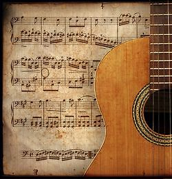 Lessons for classical guitar