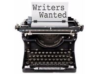 Do you need a writer or blogger?