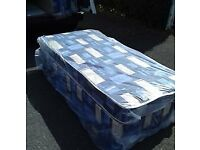 Brand New Single Divan bed set Mattress and base FREE delivery