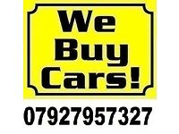 We Buy Any Car for Cash UK BEST price. 07927957327