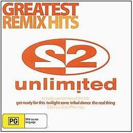 2 UNLIMITED - Greatest Remix Hits (CD / DVD) *NEW*