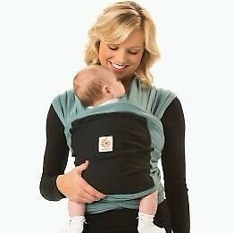 Ergo Baby Wrap Carrier Baby Carriers Gumtree Australia Port