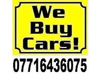 We Buy Any Car for Cash UK BEST price. up to 5000