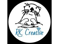 RK Creative for all your Marketing needs!