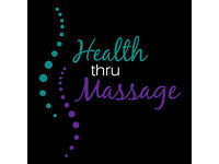 PROFESSIONAL DEEP TISSUE or HOLISTIC MASSAGE in CLINIC or MOBILE
