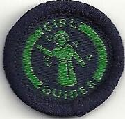 Vintage Guide Badges