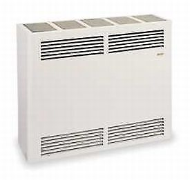 Direct Vent Gas Wall Heater / Furnace. -