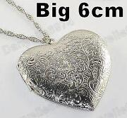 Long Chain Locket