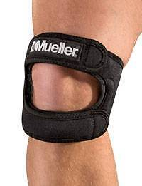 Knee Support: Mueller Max Knee Strap Tamarama Eastern Suburbs Preview