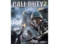 Call of duty 2 (Xbox one and 360