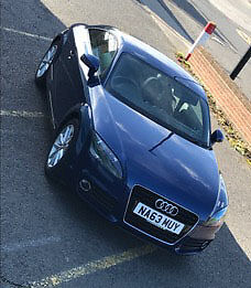 Audi TT TFSI 1.8 2013, Immaculate condition Very Low Mileage (12,919)