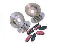 MX5 Mk2/2.5 Brake Pads + Discs